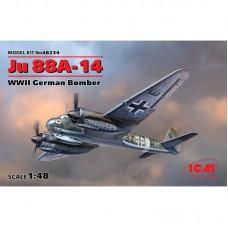 JU 88A-14 ICM 1/48
