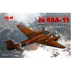 JU 88A-11 ICM 1/48