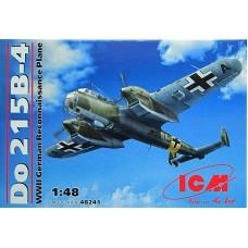 Do 215B-4 ICM 1/48