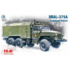 URAL-375A COMMAND VEHICLE ICM 1/72