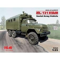 ZIL-131 KShM ICM 1/35