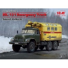 ZIL-131 EMERGENCY TRUCK ICM 1/35