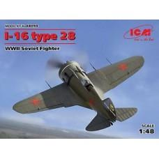 I-16 TYPE 28 ICM 1/48