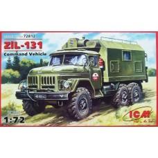 ZiL-131 ICM 1/72