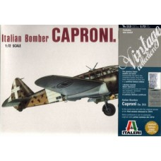ITALIAN BOMBER CAPRONI CA. 311 VINTAGE COLLECTION ITALERI 1/72