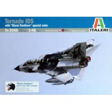 TORNADO IDS WITH BLACK PANTHER SPECIAL COLOR ITALERI 1/48