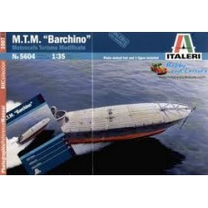 M.T.M. BARCHINO ITALERI 1/35