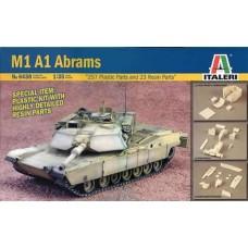 M1 A1 ABRAMS ITALERI 1/35