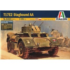 T17E2 STAGHOUND AA ITALERI 1/35