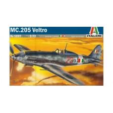 MACCHI MC 205 VELTRO 1/72
