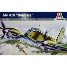 Me 410 HORNISSE ITALERI 1/72
