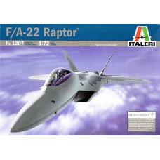 F/A-22 RAPTOR ITALERI 1/72