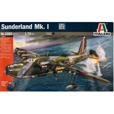 SUNDERLAND Mk. I ITALERI 1/72