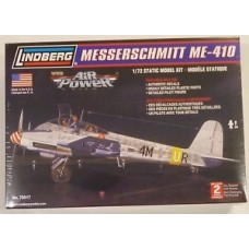 MESSERSCHMITT ME-410 LINDBERG 1/72