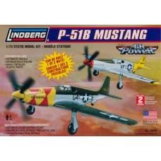 P-51 B MUSTANG LINDBERG 1/72