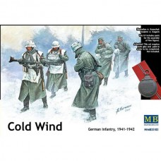 COLD WIND GERMAN INFANTRY 1941-1942 MASTER BOX 1/35