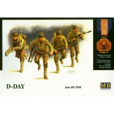 D-DAY JUNE 6th 1944 MASTER BOX 1/35