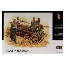ROAD TO THE REAR MASTER BOX 1/35