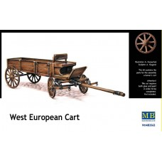WEST EUROPEAN CART MASTER BOX 1/35