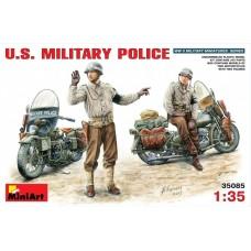 U. S. MILITARY POLICE MINI ART 1/35