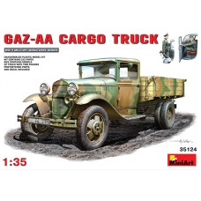 GAZ-AA CARGO TRUCK MINI ART 1/35