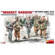 MARKET GARDEN NETHERLANDS 1944 MINI ART 1/35
