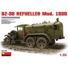 BZ-38 REFULLER Mod. 1939 MINI ART 1/35