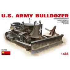 U.S. ARMY BULLDOZER MINI ART 1/35