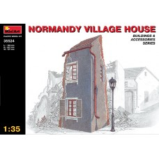 NORMANDY VILLAGE HOUSE MINIART 1/35