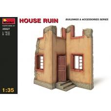 HOUSE RUIN MINIART 1/35