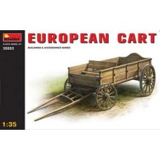 EUROPEAN CART MINIART 1/35