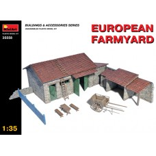 EUROPEAN FARMYARD MINIART 1/35
