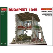 BUDAPEST 1945 MINIART 1/35