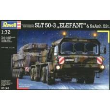 SLT50-3 ELEFANT E SAANH.52T REVELL 1/72