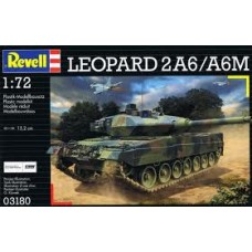 LEOPARD 2A6/A6M REVELL 1/72