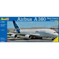 AIRBUS A380 NEW LIVERY FIRST FLIGHT REVELL 1/144
