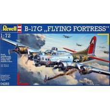 B-17G FLYING FORTRESS REVELL 1/72