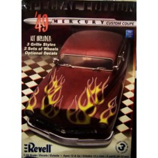 49 MERCURY CUSTOM COUPE REVELL 1/25