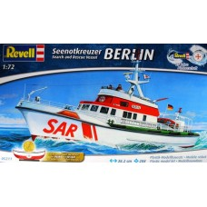 SEARCH AND RESCUE VESSEL BERLIN REVELL 1/72