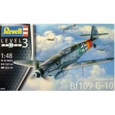 MESSERSCHMITT Bf109 G-10 REVELL 1/48
