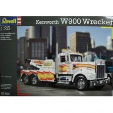 KENWORTH W900 WRECKER REVELL 1/25