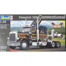 PETERBILT 359 CONVENTIONAL REVELL 1/25