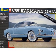 VW KARMANN GHIA REVELL 1/16
