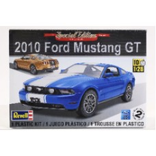 2010 FORD MUSTANG GT REVELL 1/25