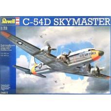 C-54D SKYMASTER REVELL 1/72
