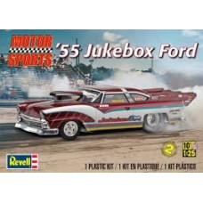 55 JUKEBOX FORD REVELL 1/25