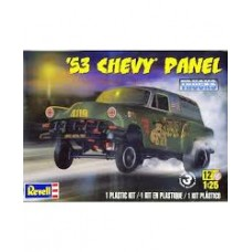 53CHEVY PANEL REVELL 1/25