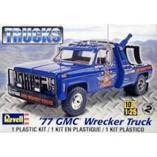 77 GMC WRECKER TRUCK REVELL 1/25
