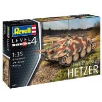 JAGDPANZER 38 (t) HETZER - 1/35 - REVELL