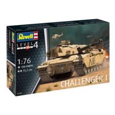 CHALLENGER I - 1/76 - REVELL